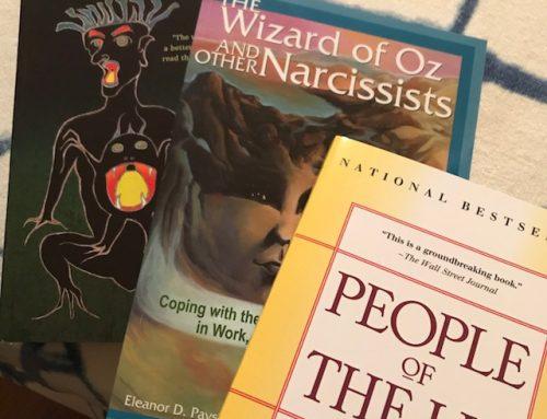 Narcissism & Healing