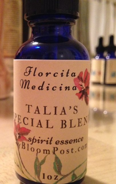 Talia's special blend